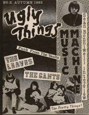 Ugly Things Issue 2